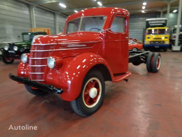 INTERNATIONAL 4 TONNER kamion-šasija