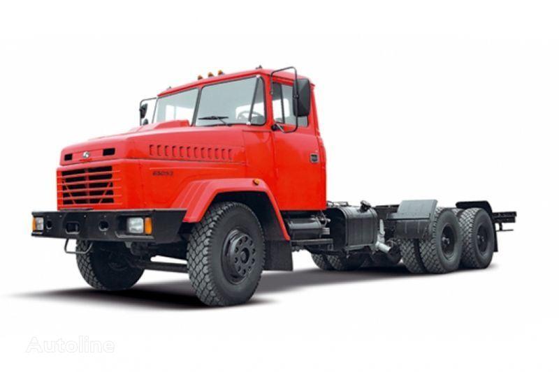 KRAZ 65053 kamion-šasija